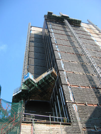 Where To Rent Scaffolding : Commercial scaffolding rental universal scaffold systems