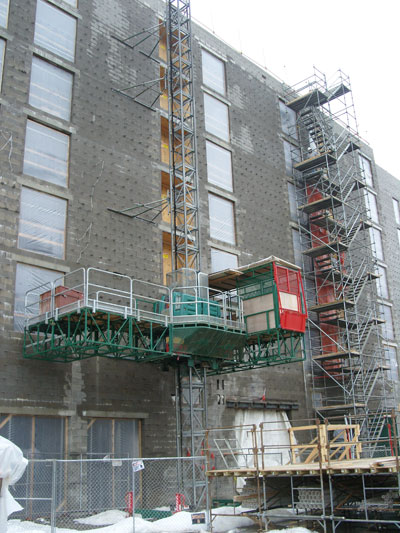 Commercial Scaffolding Rental Universal Scaffold Systems