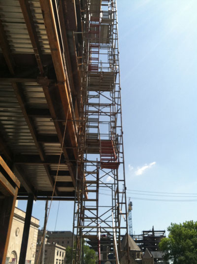 Where To Rent Scaffolding : Scaffolding rental for construction universal scaffold