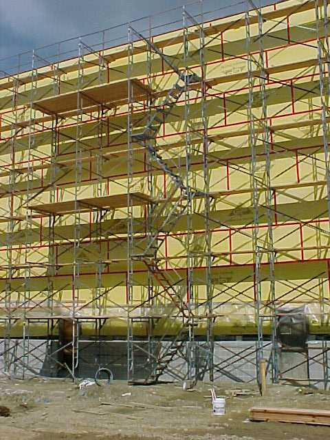 Where To Rent Scaffolding : Frame scaffold rental scaffolding rentals