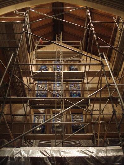 Universal Scaffolding Pittsburgh : Frame scaffold rental scaffolding rentals