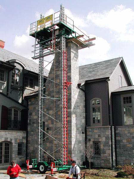 Hydro Mobile Mast Climber Rental Hydro Mobile Work Platforms