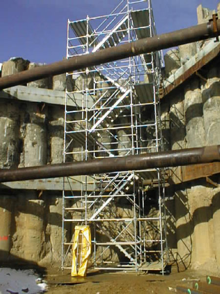 Industrial Scaffolding Rental Universal Scaffold Systems