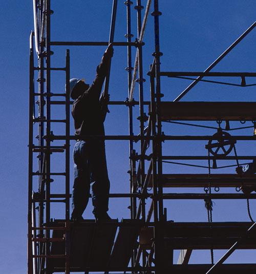 Scaffolding Erecting Procedure : Rental scaffold erection service dismantling