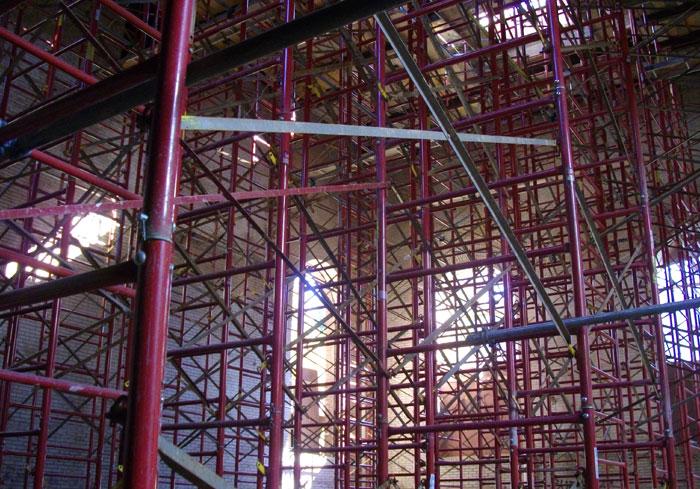Universal Scaffolding For Jack : Shoring scaffold rental scaffolding rentals
