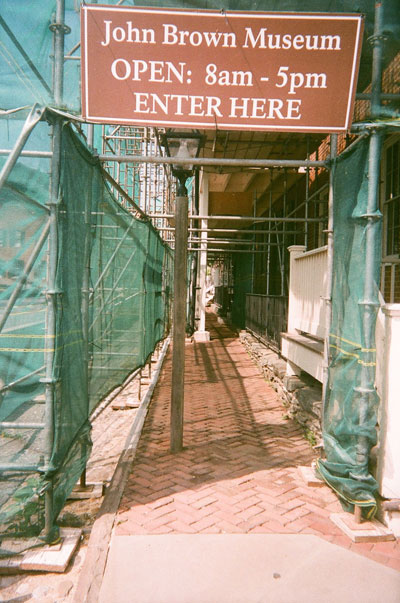 Sidewalk Protection Scaffold Rental Pedestrian Protection