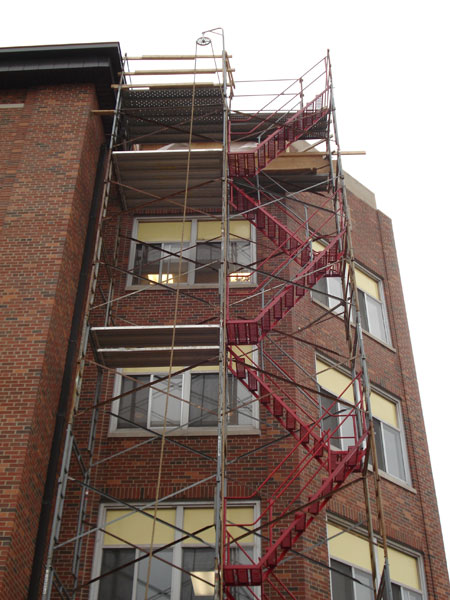 What Is Efficiency >> Frame Scaffold Rental | Frame Scaffolding Rentals - Universal Scaffold Systems