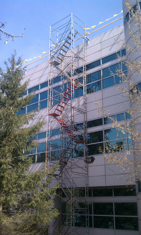 Stair Tower Rental Scaffold Stair Towers Universal