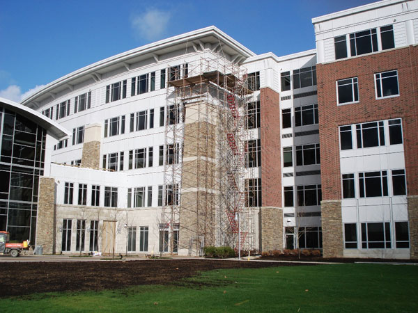 Universal Scaffold Systems Provides Project Support For Any Stair Tower  Project Big Or Small. We Can Take Care Of Your Access So You Can Take Care  Of Your ...