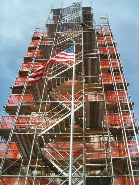 System scaffold rental system scaffolding rentals for Stair tower
