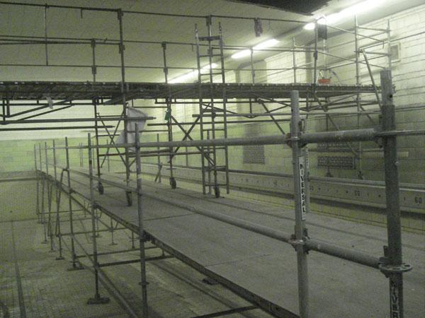 Universal Scaffold Systems : System scaffold rental scaffolding rentals